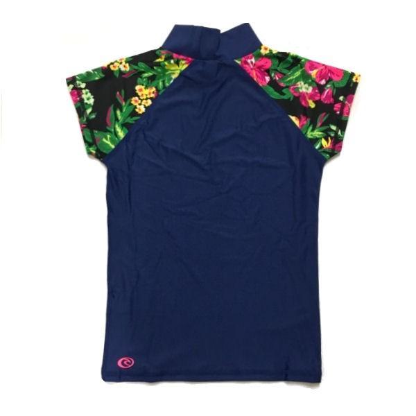RIP CURL リップカール キッズ ガールズ ラッシュガード 半袖Tシャツ トップス スイムウェア KIDS 子供用|54tide|02