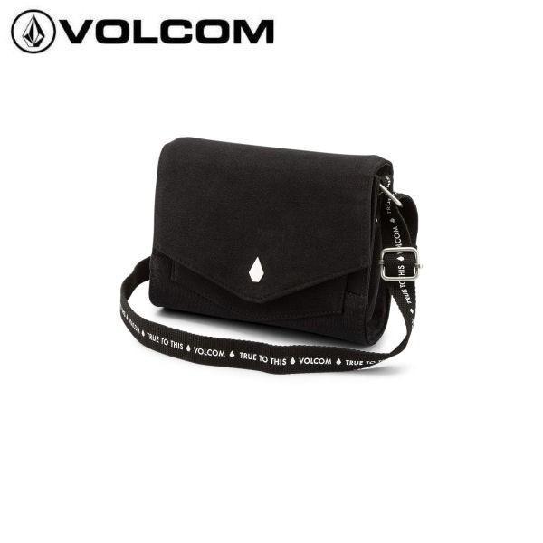 ボルコム VOLCOM レディース ショルダーバック バッグ かばん STRAP CROSSBAG 正規品