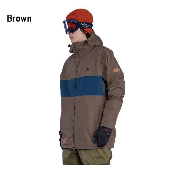 特典あり AA HARD WEAR ダブルエーハードウェア メンズ スノージャケット アウター スノーウェア スノーボード BLOC JACKET 54tide 04
