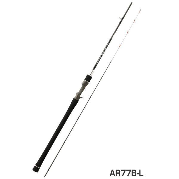 テンリュウ イカメタル ロッド ブリゲイドスクイッドAR AR66B-FML 2ピース ベイトモデル