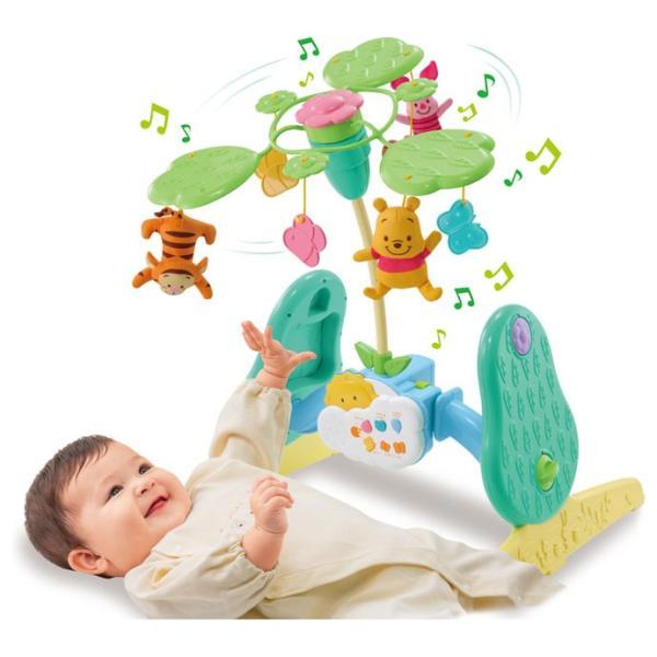 数量限定特価 オルゴールメリー くまのプーさん えらべる回転6WAY ジムにへんしんメリー タカラトミー おもちゃ ベビー 新生児 ママ 出産 プレゼント 赤ちゃん|716baby|10
