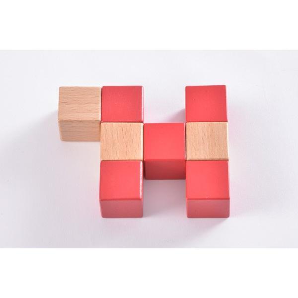 子ども用パズル 空間パズル くもん出版 KUMON 公文 知育玩具 学習 積木 木製 おもちゃ 誕生日 ギフト お祝い プレゼント キッズ 男の子 女の子 716baby 02