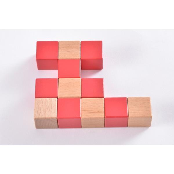 子ども用パズル 空間パズル くもん出版 KUMON 公文 知育玩具 学習 積木 木製 おもちゃ 誕生日 ギフト お祝い プレゼント キッズ 男の子 女の子 716baby 04