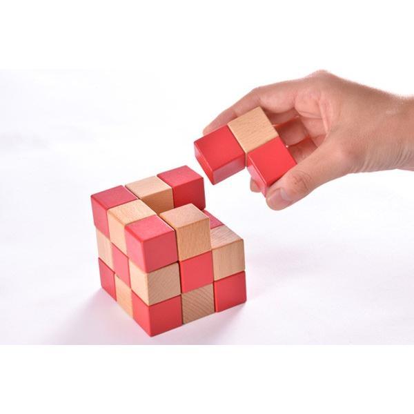 子ども用パズル 空間パズル くもん出版 KUMON 公文 知育玩具 学習 積木 木製 おもちゃ 誕生日 ギフト お祝い プレゼント キッズ 男の子 女の子 716baby 08
