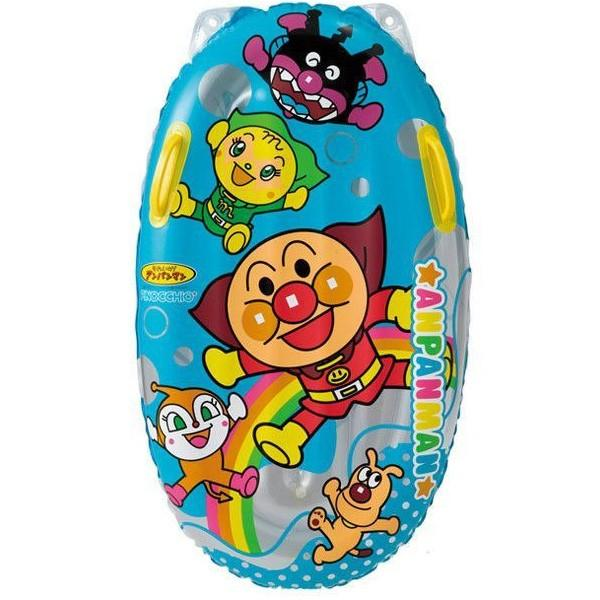 アガツマ アンパンマン 取っ手付きサーフボード agatsuma ピノチオ 海 水遊び 浮き輪 ベビーボート サーフボード うきわ プール