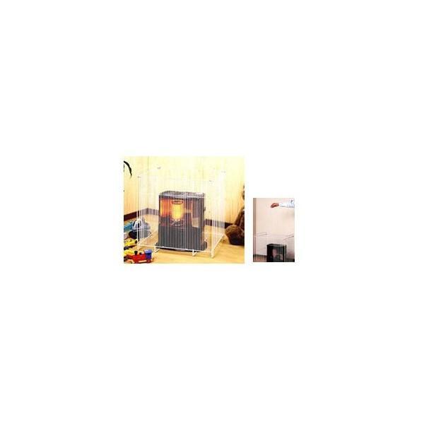 グリーンライフ ストーブガード 反射型ストーブガード SG-N フェンス ガード サークル 冬物 ヒーター セーフティーグッズ 安全グッズ greenlife|716baby