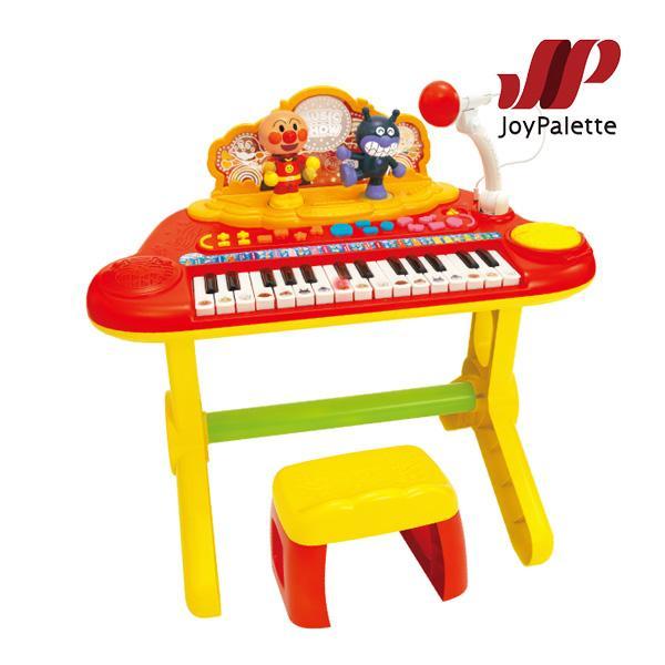 アンパンマンおもちゃキラピカいっしょにステージミュージックショー3歳楽器ピアノキーボード子供子ども孫kidsbaby誕生日プレゼ