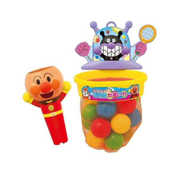 お風呂のおもちゃ アンパンマンでポン!おふろたまいれ おもちゃ バストイ ジョイパレット キッズ 誕生日 ギフト プレゼント お祝い 男の子 女の子 おすすめ|716baby|02