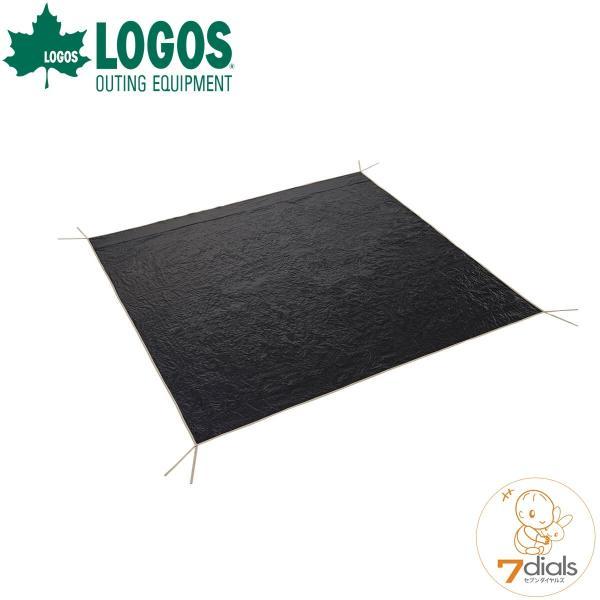 LOGOS/ロゴス ぴったりグランドシート270 フロアサイズが270cmのテント用