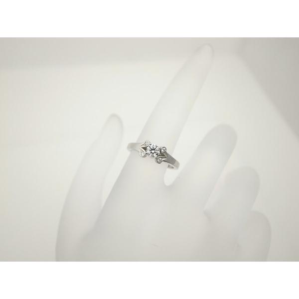 カルティエ バレリーナリング ダイヤモンドリング Pt950(白金 プラチナ) 質屋出品
