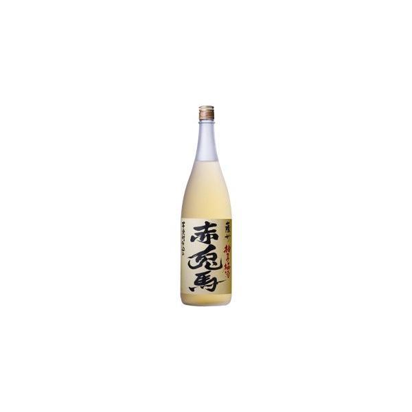 梅酒 鹿児島県 濱田酒造 14度 赤兎馬 柚子梅酒 1.8L