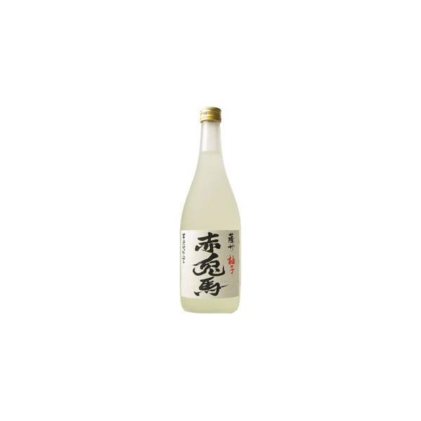 梅酒 鹿児島県 濱田酒造 14度 赤兎馬 柚子酒 720ml