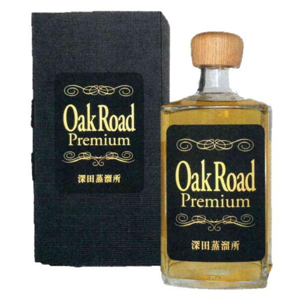 スピリッツ 米焼酎 熊本県 高田酒造場 球磨焼酎 41度 Oak Road Premium オークロードプレミアム 500ml