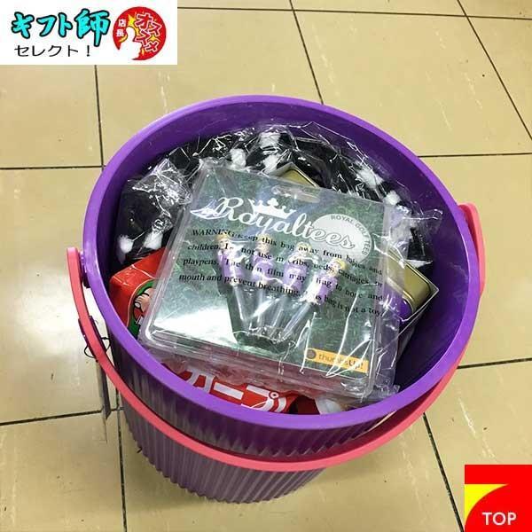 忘年会のビンゴ景品 大人のお楽しみBOX ギフト師セレクト 景品インバケツ 5000円|7top|04