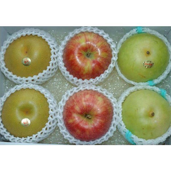 2021年分予約 豊水梨 二十世紀梨 サンつがる 大玉約2キロ6個前後入 贈答向け 秀品 詰め合わせ ギフト フルーツギフト 豊水 梨 和梨 20世紀梨 さんつがる りんご