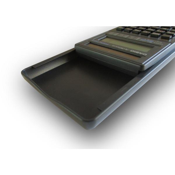 CASIO 関数電卓 fx-260 SOLAR ブラック (2個セット)|82netshouten|03