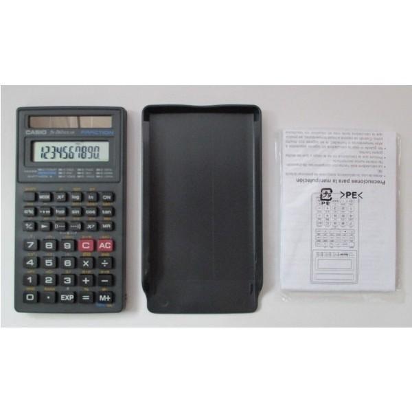 CASIO 関数電卓 fx-260 SOLAR ブラック (2個セット)|82netshouten|04
