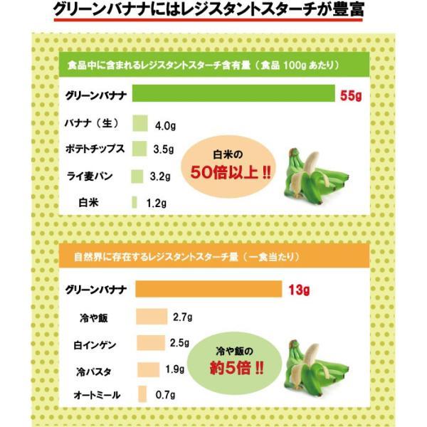 【Bana Slim】天然100%グリーンバナナパウダー!レジスタントスターチ豊富でグルテンフリー|83laboyashop|04