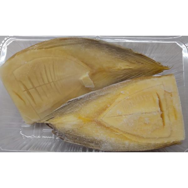 冷凍 冬竹の子皮付ハーフ 1kg(8-10個)×10P(P1250円税別) 業務用 ヤヨイ