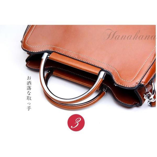 ハンドバッグ レディース 本革 牛革 可愛い ショルダー付き 斜めがけ 軽量 シンプル カジュアル 旅行 肩掛け レディースバッグ 鞄|8787-store|15