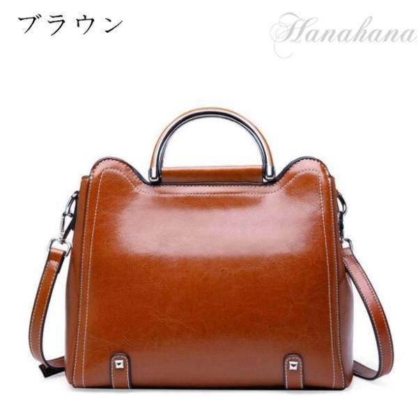 ハンドバッグ レディース 本革 牛革 可愛い ショルダー付き 斜めがけ 軽量 シンプル カジュアル 旅行 肩掛け レディースバッグ 鞄|8787-store|09