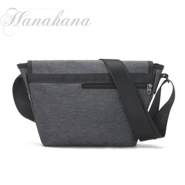 メッセンジャーバッグ メンズ ショルダーバッグ ナイロン A4 斜め掛け メンズ鞄  軽量 お出かけ 耐摩設計|8787-store|02