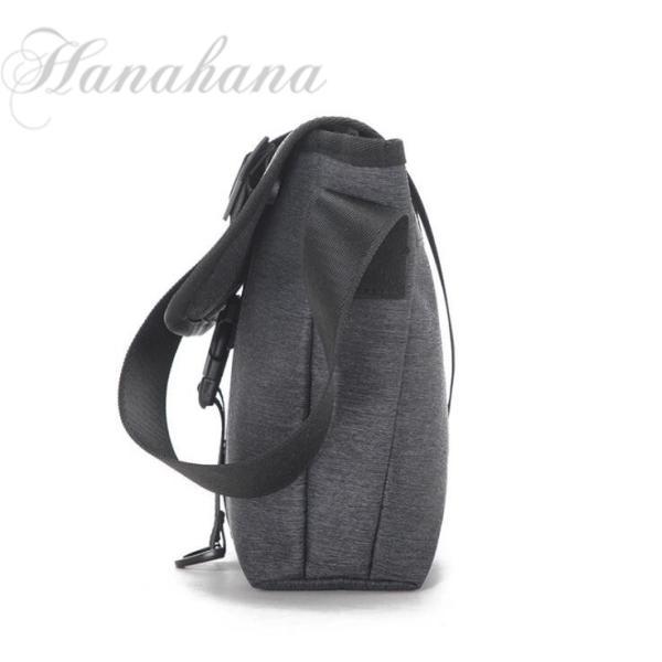 メッセンジャーバッグ メンズ ショルダーバッグ ナイロン A4 斜め掛け メンズ鞄  軽量 お出かけ 耐摩設計|8787-store|03