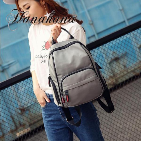 リュックリュックサックレディースリュックバッグバックパックレディースリュックレディースバッグおしゃれ通学通勤旅行デイパック3色3way