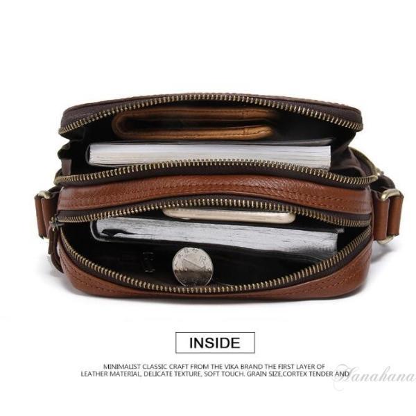 バッグ メンズ ショルダーバッグ ビジネスバッグ メッセンジャーバッグ 本革 メンズバッグ 牛革  斜めがけ バッグ 鞄 メンズ鞄 斜めがけ おしゃれ|8787-store|16