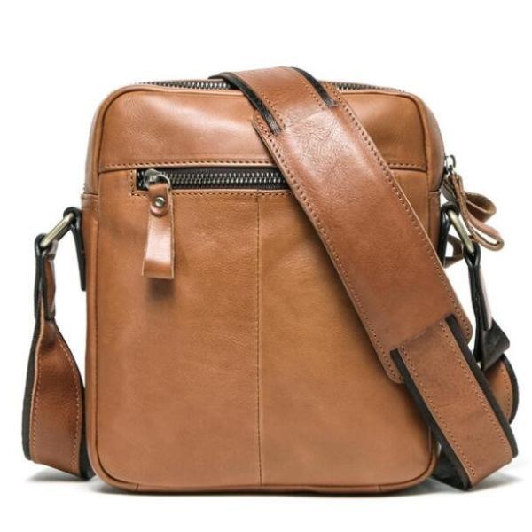 バッグ メンズ ショルダーバッグ ビジネスバッグ メッセンジャーバッグ 本革 メンズバッグ 牛革  斜めがけ バッグ 鞄 メンズ鞄 斜めがけ おしゃれ|8787-store|04