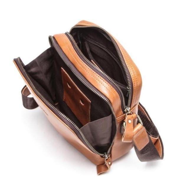 バッグ メンズ ショルダーバッグ ビジネスバッグ メッセンジャーバッグ 本革 メンズバッグ 牛革  斜めがけ バッグ 鞄 メンズ鞄 斜めがけ おしゃれ|8787-store|06