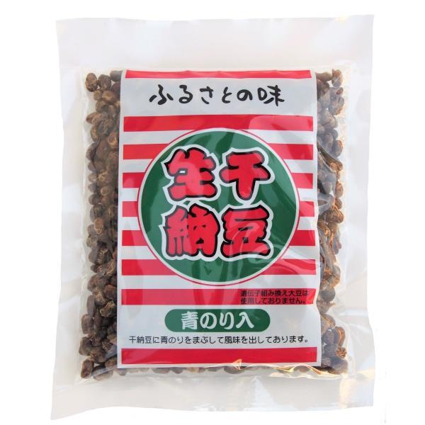 いばらき食品 生干納豆 180g 青のり入|87da