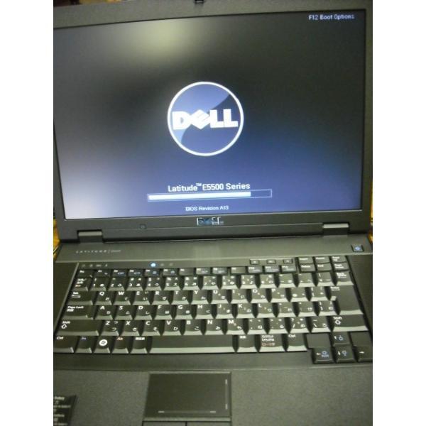 <ジャンク>極上品DELL LATITUDE E5500 Core2Duo T7250|8944