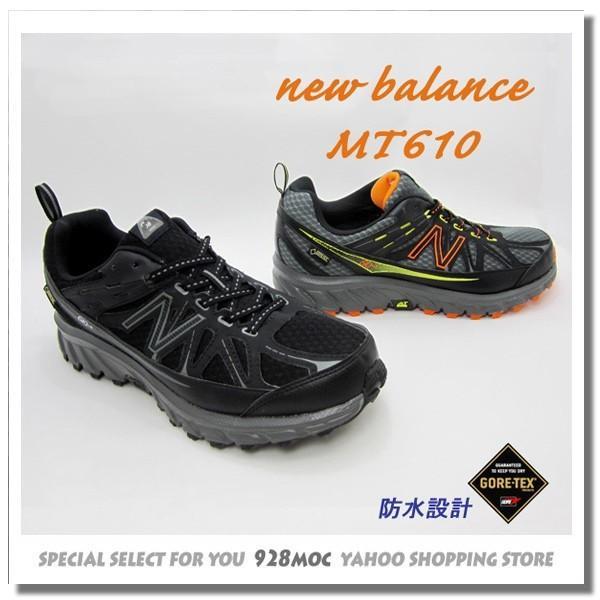 ニューバランス スニーカー メンズ 防水 雨用 MT610 ニューバランスセール|928moc