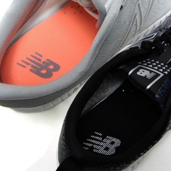 ニューバランス スニーカー レディース ダンススタジオシューズ WX99 WS・GK(ブラック/グラッフィック) ニューバランスセール|928moc|07