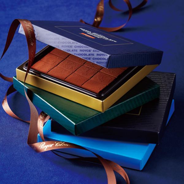 ポイント10倍 ロイズ 選べる生チョコセット 5箱 詰め合わせ(オーレ・ホワイト・抹茶等から) ギフト スイーツ 当店はroyce'正規取扱点です