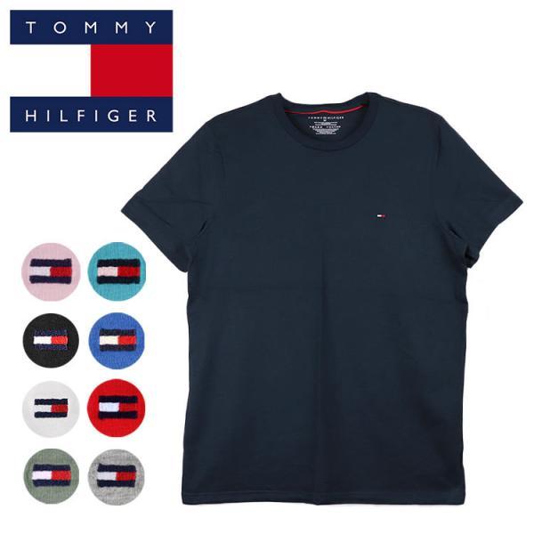 トミーヒルフィガーTシャツメンズレディースTOMMYHILFIGER大きいサイズブランド