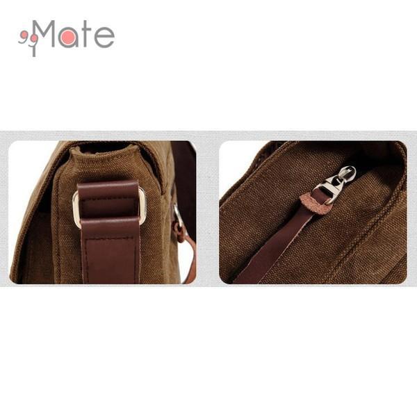 送料無料 ショルダーバッグ メンズ バッグ 斜めがけ 帆布バッグ キャンパス 斜め掛けバッグ 人気 メンズバッグ カバン 通勤|99mate|09