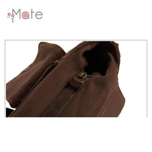ショルダーバッグ メンズ メッセンジャーバッグ 男女兼用 バッグ 帆布バッグ カバン 斜めがけ 鞄 レジャー おしゃれ|99mate|11