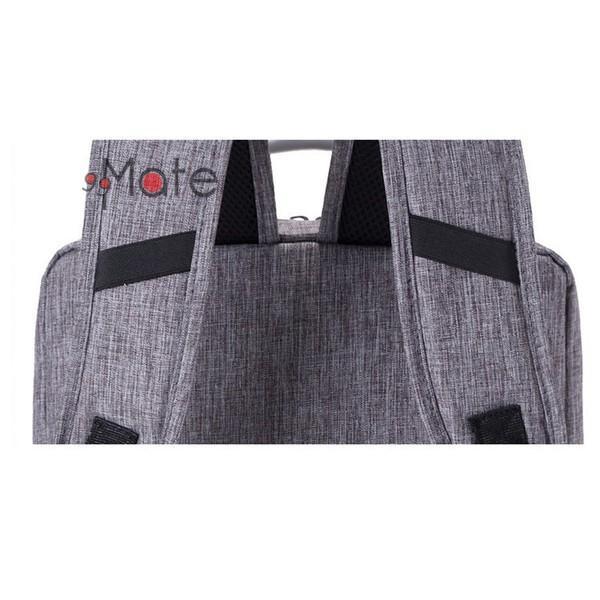 通勤リュック メンズ ビジネスバッグ バッグ 多機能 レディース 男女兼用 人気 2way ユニセックス|99mate|09