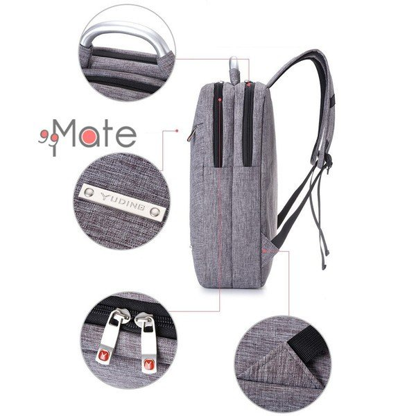 通勤リュック メンズ ビジネスバッグ バッグ 多機能 レディース 男女兼用 人気 2way ユニセックス|99mate|06