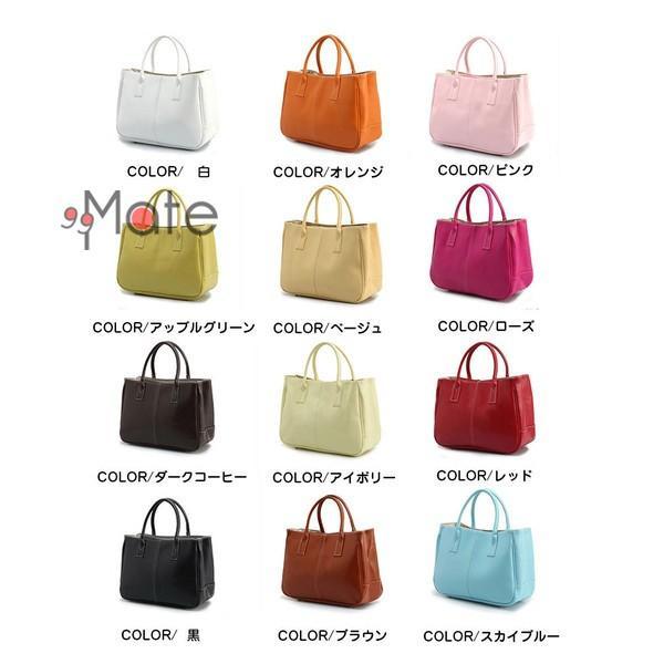 トートバッグ レディース ハンドバッグ 通勤バッグ バッグ 大容量 鞄 かばん 多機能 OLバッグ 手提げバッグ 全12色 送料無料 99mate 02