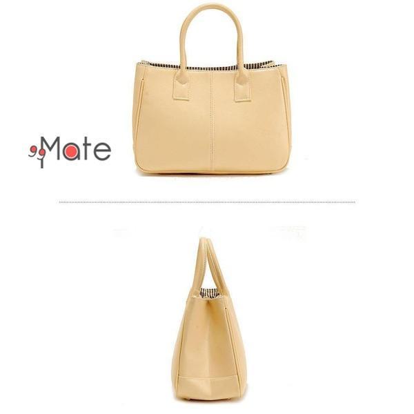 トートバッグ レディース ハンドバッグ 通勤バッグ バッグ 大容量 鞄 かばん 多機能 OLバッグ 手提げバッグ 全12色 送料無料 99mate 05