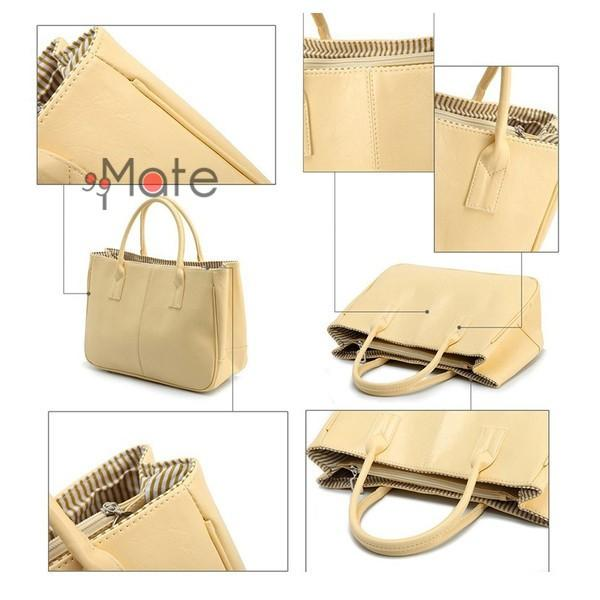 トートバッグ レディース ハンドバッグ 通勤バッグ バッグ 大容量 鞄 かばん 多機能 OLバッグ 手提げバッグ 全12色 送料無料 99mate 09