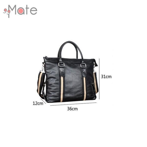 ブリーフケース メンズ ビジネスバッグ 2way ハンドバッグ ショルダーバッグ バッグ ブリーフケース レザーバッグ 通勤バッグ|99mate|02