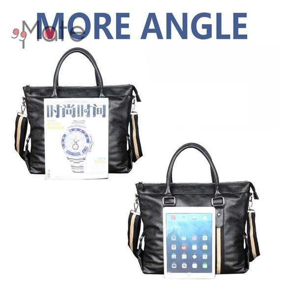 ブリーフケース メンズ ビジネスバッグ 2way ハンドバッグ ショルダーバッグ バッグ ブリーフケース レザーバッグ 通勤バッグ|99mate|06