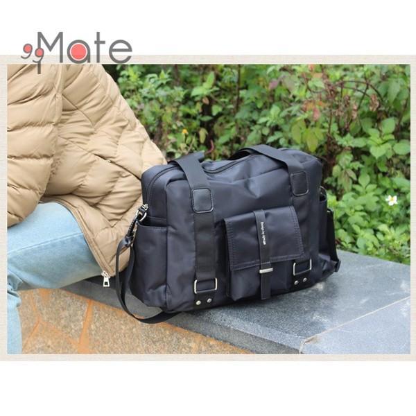 トートバッグ バッグ メンズ ショルダーバッグ カジュアル ナイロン かばん アウトドア 通勤 通学|99mate|04