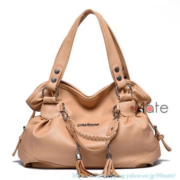 ショルダーバッグ レディース トートバッグ バッグ ハンドバッグ 通勤バッグ カバン フリンジ 可愛いバッグ A4 手提げバッグ|99mate|11