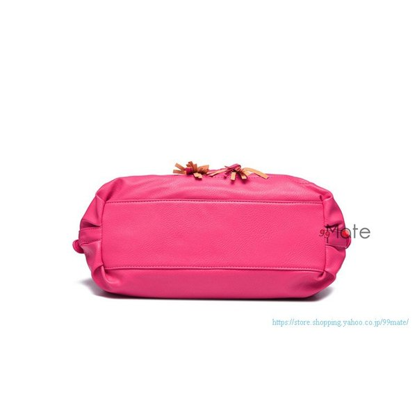 ショルダーバッグ レディース トートバッグ バッグ ハンドバッグ 通勤バッグ カバン フリンジ 可愛いバッグ A4 手提げバッグ|99mate|19