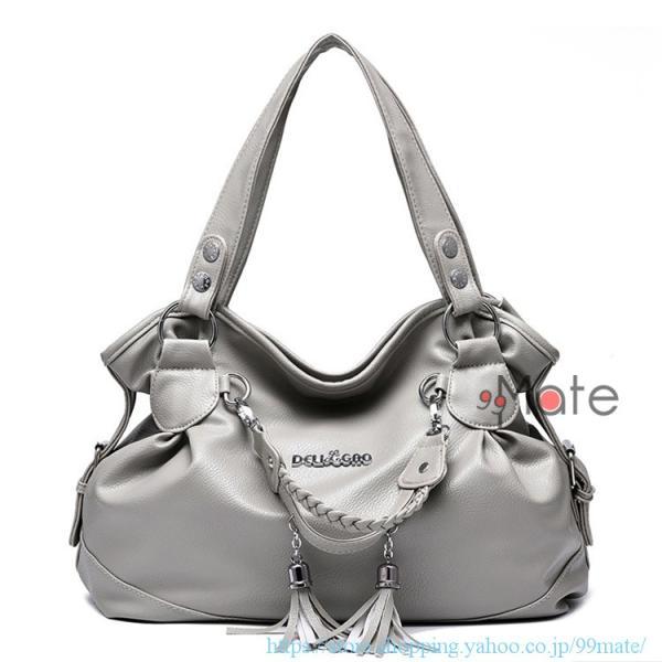ショルダーバッグ レディース トートバッグ バッグ ハンドバッグ 通勤バッグ カバン フリンジ 可愛いバッグ A4 手提げバッグ|99mate|07